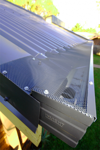 Guttering / Leaf Guard